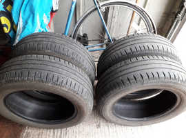 185 60 r15 tyres x4 michelin energy (partworn)