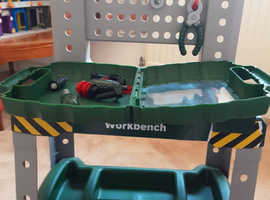 Bosch workbench for kids