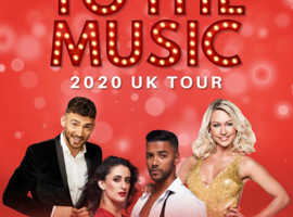 Strictly's Dance To The Music in Theatre