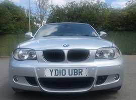BMW 1 series, 2010 (10), Manual Diesel, 56,000 miles
