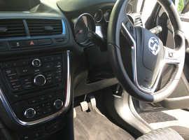 Vauxhall Mokka, 2014 (64) Grey Hatchback, Manual Diesel, 33,600 miles