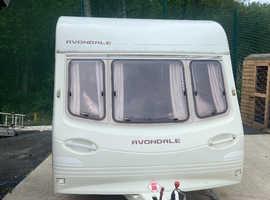 Caravan avendale 4 berth