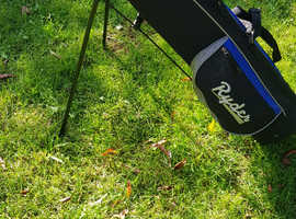 Ryder Rookie Junior Kids Golf Club Set & Carry Bag