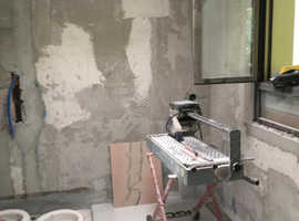 Experienced tiler available for all tiling work to the weekend