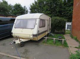 ACE QUARTZ 380/2 Very cheap touring caravan for sale