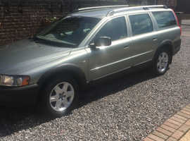 Volvo 70 SERIES, 2006 (06) Green Estate, Manual Diesel, 145,000 miles