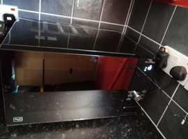 OFFER: 25L Sandstrom black digital combination microwave (Exeter)