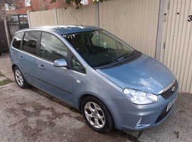 Ford C-Max, New mot Automatic s/history drives fine