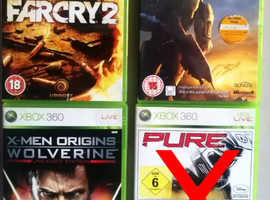 Xbox 360 games from £3 each