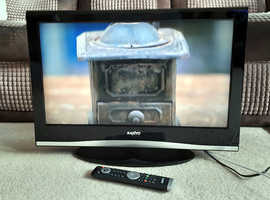Sanyo 26 inch LCD TV with Freeview
