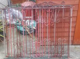 garden gates driveway heavy duty