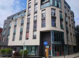 Secure allocated car parking space in sheffield City Centre available to rent