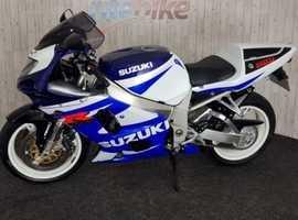Suzuki GXSR 750. 2002