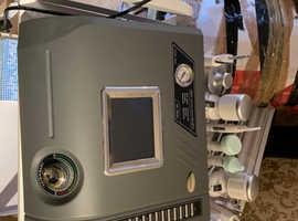 Diamond microdermabrasion multi machine