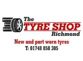 New / Part Worn Tyres All Sizes Available