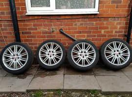 jaguar triton wheels for sale