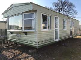 Static caravan on 11 month site
