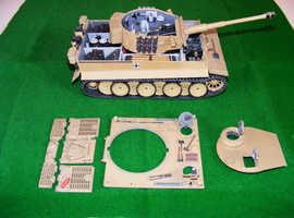1:35th. Italery; German Army SdKfz 171. PzKpfw VI Tiger 1.