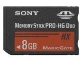 Sony Memory Stick Pro HG Duo 8GB Magic Gate