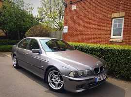 """2003 53 REG BMW 5 Series E39 2.5 525i Sport Auto 4dr """" HPI CLEAR """""""