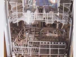 Zanussi Integrated dishwasher