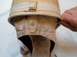 Vintage Everoak Corker Scooter Helmet.