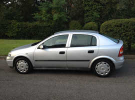 VAUXHALL ASTRA 1.6 2003 MOT 4 MONTHS CHEAP CAR WITH LOW MILEAGE THAT DRIVES WELL