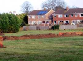 Wanted sites suitable for future development nationwide