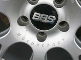 BBS ALLOYS and tyres