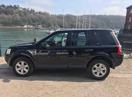 Land Rover Freelander2 2009 (09) Black Estate, Automatic Diesel, 88,000 miles