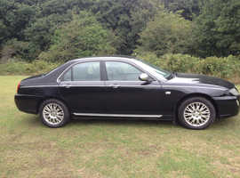 ROVER 75 CONNOISSEUR 2.0 CDTI DIESEL 1 LADY OWNER SINCE 2008 MOT 6 MONTHS DRIVES WELL CAN DELIVER