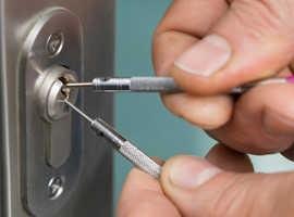 Emergency locksmith in London