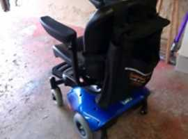 care co power wheel chair