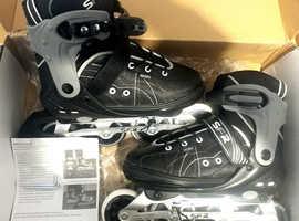 Adjustable Inline Skates Roller Blades SFR RX-XT