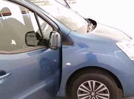 Peugeot partner teepee WAV