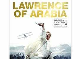 Lawrence of Arabia [Blu-ray] [2019] [Region Free]