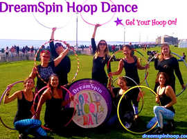 Hula Hooping Beginners - Workshop Sat 21st March 1pm