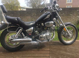 "Yamaha Virago 'Special"" 1100 Low Mile Fully Serviced New Tyres. Superb Condition."