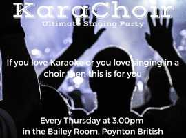 Brand New - Karaoke Choir in Poynton, Cheshire