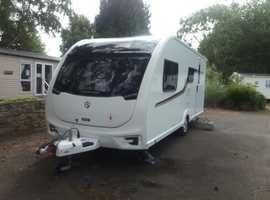 Swift Challenger 530 caravan for sale ideal caravans