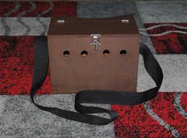 bowback ferret boxes for sale. single, double, triple, quad can post
