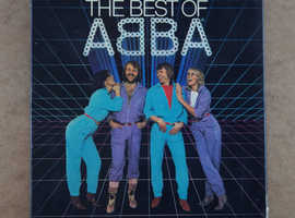 The best of ABBA 1972-1981 – 4 Vinyl Records. Readers Digest box set.