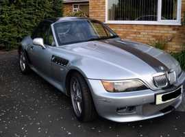 BMW Z SERIES, 1998 (S) Silver Convertible, Manual Petrol, 96,000 miles