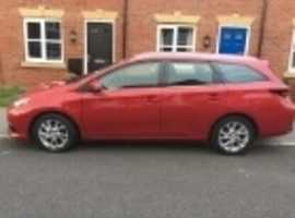 Toyota Auris, 2015 (15), Manual Diesel, 28,000 miles