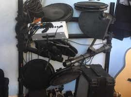 Rockwood Hohner Electronic Drum Kit