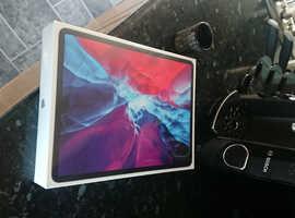 Apple ipad pro in silver 4th gen 12.9 cellular