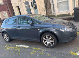 Seat Leon, 2006 (06) Grey Hatchback, Manual Petrol, 150,000 miles