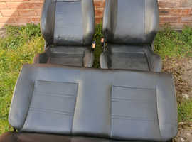 MK2 VW GOLF GTI 3DR FULL LEATHER SEATS