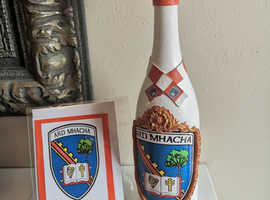 GAA and Football Bottle Art New to the Collection
