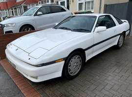 Toyota Supra 3.0 litre i Manual gearbox 1988